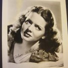 ARLEEN WHELAN Original Studio GLAMOUR headshot PHOTO Autograph Facsimile