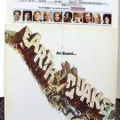 EARTHQUAKE Program CHARLTON HESTON Geneviève Bujold '74