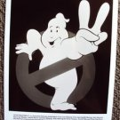 GHOSTBUSTERS Original  Photo GHOST BUSTERS Logo Fingers COLUMBIA