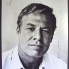 GEORGE KENNEDY Academy Award Winner PHOTOGRAPHER Photo Original HANDSOME Viral