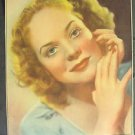 ALICE FAYE Vintage Studio PHOTOGRAPH Twentieth Century Fox 1938 Over 70 Years !!