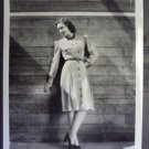 KATHRYN ADAMS Original Wardrobe TEST Photo Argentine Nights 1940 Costume