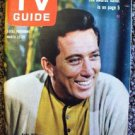 ANDY WILLIAMS Original T.V. GUIDE Magazine HOPE LANGE Hairstyles JACK BENNY 1963