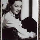 BETTE DAVIS Photo PAYMENT ON DEMAND Portrait RKO PICTURES re-issue
