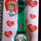I LOVE LUCY Digital WATCH LUCILLE BALL Vivian Vance ETHEL Martian ALIENS Costume