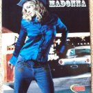MADONNA Original PROMO Poster MINT Cowboy TOWER Records
