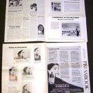 SUMMER OF '42 Original STUDIO  Pressbook JENNIFER O'NEILL Gary Grimes PHOTO 1971