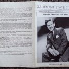 MICKEY ROONEY Original 1948 Europe Luxury Theatre PROMO
