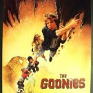 The GOONIES Screening Program DREW STRUZAN Art JOSH BROLIN Steven Spielberg 1985