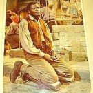 PORGY and BESS Original SIDNEY POITIER Roadshow POSTER Dorothy Dandridge Musical