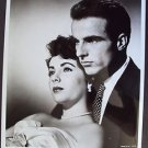 Elizabeth Taylor MONTGOMERY CLIFT Romantic A PLACE IN SUN  Photo PORTRAIT