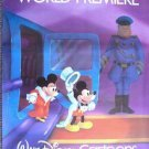 MICKEY MOUSE Classic  MINNIE  Disney POSTER Disneyland limousine