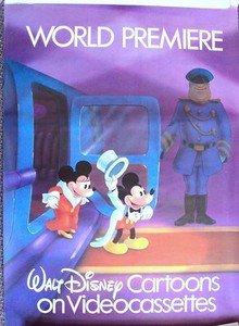 MICKEY MOUSE Classic  MINNIE  Disney POSTER Disneyland limousine