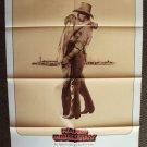 HARD COUNTRY Original 1-Sheet Movie Poster KIM BASINGER Jan-Michael Vincent 81
