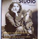 GRETA GARBO  Original Hollywood Studio Magazine 1971 Mae West