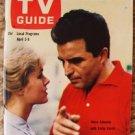VINCE EDWARDS Original BEN CASEY Doctor T.V. GUIDE Magazine VINTAGE  Mint