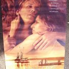 BARBRA STREISAND Nick Nolte PRINCE OF TIDES Original 1-Sheet  Film POSTER