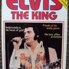 ELVIS PRESLEY Old Tribute MAGAZINE KING of ROCK & ROLL All DEVOTED To the KING!!