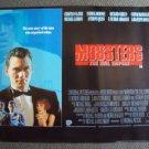 MOBSTERS Original QUAD Poster PATRICK DEMPSEY Christian Slater BRITISH UK Mafia