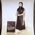 JACQUELINE DALYA Original GAY CABALLERO Studio Wardrobe TEST Photo CISCO KID '40