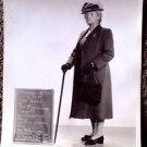 SARA ALLGOOD Original IT HAPPENED IN FLATBUSH Studio Wardrobe TEST Photo 1942