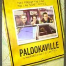PALOOKAVILLE Original Poster VINCENT GALLO Adam Trese WILLIAM FORSYTHE Rolled