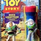 BUZZ LIGHTYEAR Battery Operated FLASHLIGHT  Mint Unused  TOY STORY Disney Pixar
