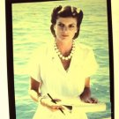 KATHARINE ROSS Original TRANSPARENCY Color PHOTO Negative Transcprencie