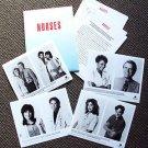 NURSES Original 4 Photo PRESS KIT David Rasche LONI ANDERSON Empty Nest Spin-of