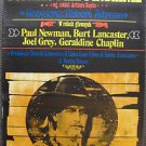 BUFFALO BILL Original POLISH Poster PAUL NEWMAN Western Unique ARTWORK Cowboy