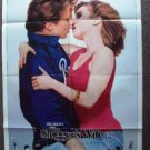 BASEBALL The SLUGGER'S WIFE 1-SHEET Movie POSTER Rebecca De Mornay NEIL SIMON 85