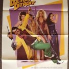 DOCTOR DETROIT Original 1-Sheet Poster DAN AYKROYD Nanny  FRAN DRESCHER