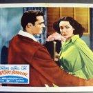 SLATTERY'S HURRICANE Lobby Card LINDA DARNELL Richard Widmark ORIGINAL 1949