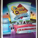 CHEECH & CHONG'S NEXT MOVIE Original 1-Sheet Rolled POSTER Marin and Tommy