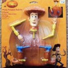 TOY STORY Sheriff WOODY Cowboy HALLOWEEN Pumpkin FIGURE Push-in DISNEY Pixar