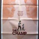 JON VOIGHT The CHAMP Original 1-Sheet Movie POSTER Faye Dunaway RICKY SCHRODER