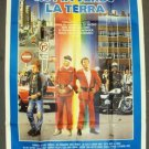 Star Trek IV: The Voyage Home ITALY Original Movie POSTER William Shatner Whales