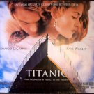 TITANIC Original British QUAD Poster KATE WINSLET Leonardo DiCaprio UK Issue