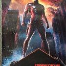 DAREDEVIL Double Sided MOVIE Poster BEN AFFLECK Marvel All ORIGINAL Super Hero