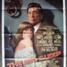 ROBERT MITCHUM The BIG SLEEP Original 1-Sheet Movie POSTER Ricard Amsel ARTWORK