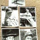 DUKES OF HAZZARD 5 Original Warner Bros PRESSKIT PHOTO Set from the Studio!!!
