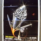 BUCK ROGERS in the 25th Century Original 1-Sheet TEASER Poster GIL GERARD Orig