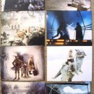 EMPIRE STRIKES BACK Original Photo LOBBY CARD SET Star Wars 1980 GEORGE LUCAS