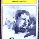 CAMELOT  Original THEATRE Playbill RICHARD HARRIS Pantages 1981 SHELLEY HACK