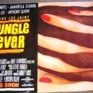 SPIKE LEE  Original  JUNGLE FEVER  Huge GIANT  Subway Station  Movie POSTER