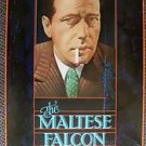 HUMPHREY BOGART The MALTESE FALCON  Film Noir  POSTER UA Promotion Item Only