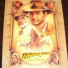 INDIANA JONES and the Last Crusade PROGRAM Harrison Ford SEAN CONNERY