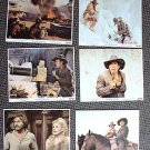 DEAF SMITH & JOHNNY EARS  Lobby Card SET Los Amigos PAMELA TIFFIN Anthony Quinn