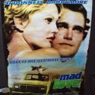 CHRIS O'DONNELL Drew Barrymore BIG Poster MAD LOVE Giant Banner size NCIS