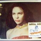 DOROTHY DANDRIDGE Original TAMANGO Lobby Card CURD JURGENS Blaxploitation